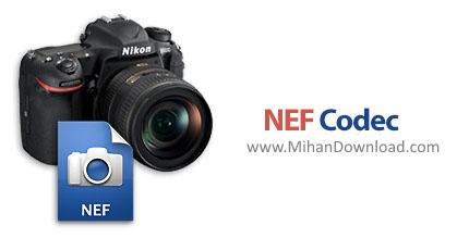 1486887558 nefcodec دانلود NEF Codec نرم افزار مشاهده تصاویر دوربین های نیکون با فرمت های NEF و NRW