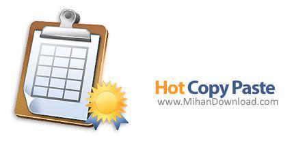 1487403027 hot copy paste دانلود Hot Copy Paste نرم افزار مدیریت کلیپ بورد
