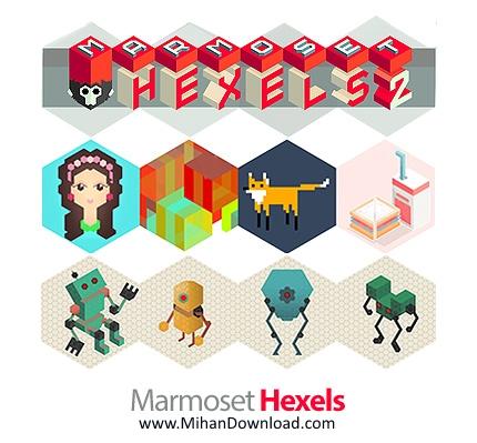 1488020140 marmoset hexels دانلود Marmoset Hexels نرم افزار طراحی شبکه های گرید