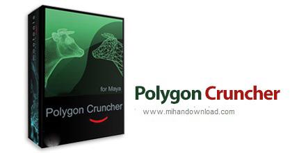 1488345620 polygon cruncher 1 دانلود Mootools Polygon Cruncher v11.10 بهینه ساز اشکال سه بعدی برای ویندوز