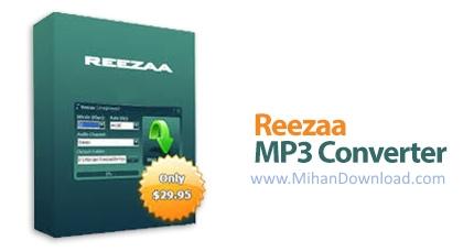 1489491194 reezaa mp3 converter 2 دانلود Reezaa MP3 Converter نرم افزار تبدیل فرمت های تصویری به MP3