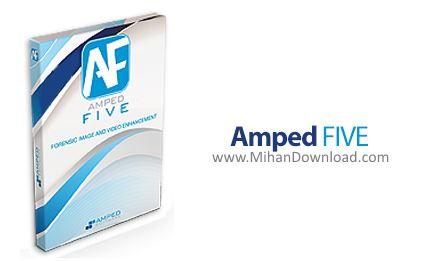 1492254263 amped five دانلود Amped FIVE Ultimate نرم افزار آنالیز ویدیو های جرم