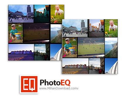 1492428735 softcolor photoeq دانلود SoftColor PhotoEQ نرم افزار بهینه سازی عکس
