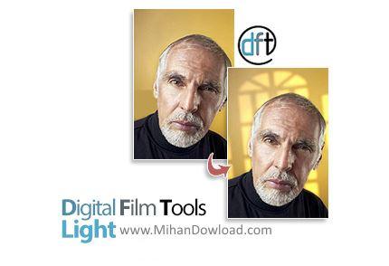1492595758 digital film tools light دانلود Digital Film Tools Light نرم افزار پلاگین جلوه های ویژن نوری در فوتوشاپ