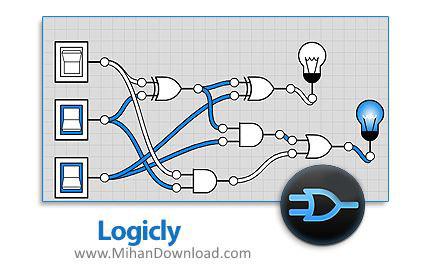 1492600976 logicly دانلود Logicly نرم افزار شبیه سازی مدار