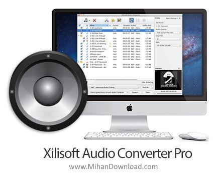 1492959983 xilisoft audio converter pro دانلود Xilisoft Audio Converter Pro نرم افزار تبدیل فرمت فایل های صوتی