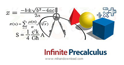 1494492938 infinite precalculus 23133 دانلود Infinite Precalculus v2.17.00 نرم افزار طراحی سوالات ریاضی پیشرفته برای ویندوز