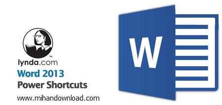 153 دانلود فیلم آموزش Microsoft Word 2013 Power Shortcut