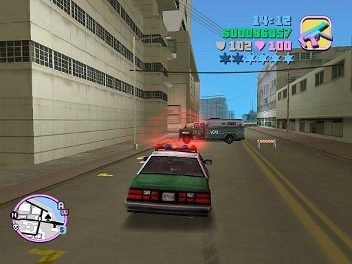18 دانلود سری کامل بازی GRAND THEFT AUTO برای کامپیوتر : GTA ViceCity