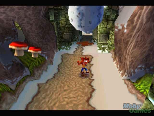 18943 crash bandicoot 2 cortex strikes back playstation screenshot دانلود بازی های PS1 برای کامپیوتر : Crash Bandicoot 2