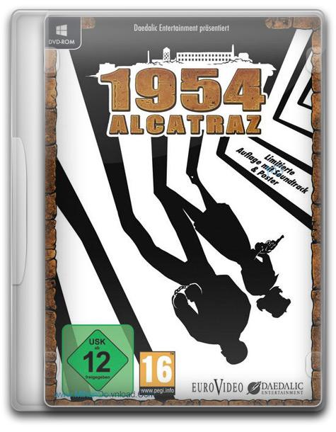 1954 Alcatraz 1 دانلود بازی غارت کامیون ها 1954: Alcatraz