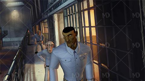 1954 Alcatraz 5 دانلود بازی غارت کامیون ها 1954: Alcatraz