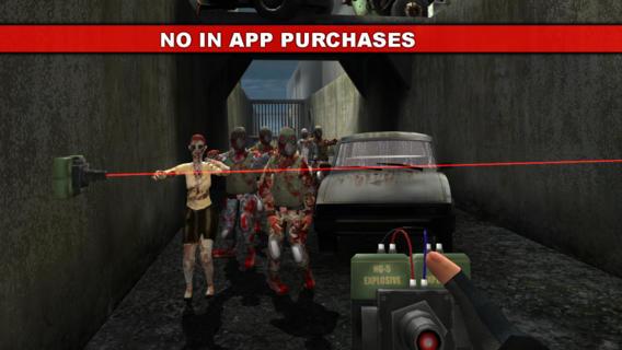 دانلود بازی The Dead Town برای آیفون و آیپاد و آیپد