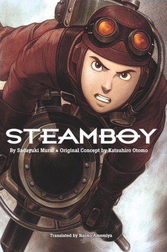 20 دانلود انیمیشن پسر بخار Steamboy 2004
