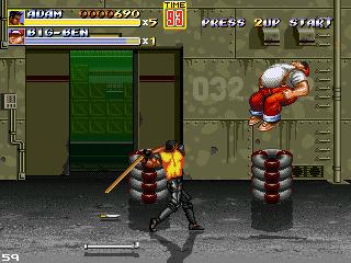 20131125 streets of rage remake v0.0.1.3 gcwz game port دانلود نسخه ی جدید بازی محبوب Street Of Rage REMAKE برای کامپیوتر