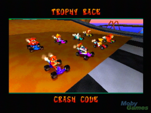 278652 ctr crash team racing playstation screenshot a race begins 300x225 دانلود بازی های PS1 برای کامپیوتر : Crash Bandicoot 4