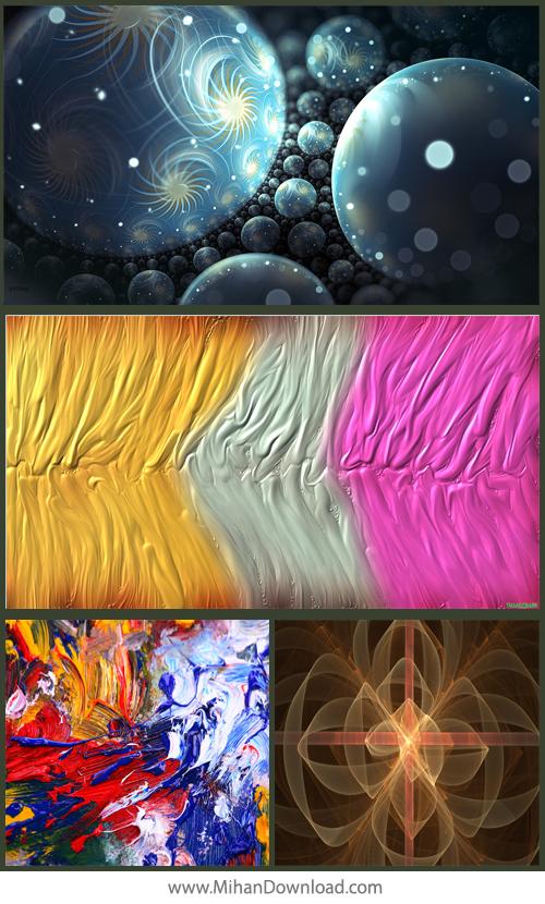 30001 دانلود والپیپرهای هنر انتزاعی Abstract