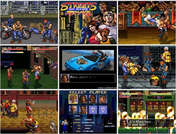 3897 3 دانلود نسخه ی جدید بازی محبوب Street Of Rage REMAKE برای کامپیوتر