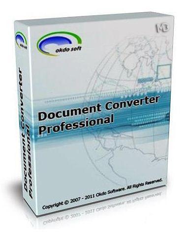 421 دانلود Okdo Document Converter Professional 5 1 نرم افزار تبدیل اسناد