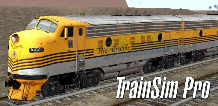 45334643 دانلود بازی شبیه ساز آموزش قطار Train Sim Pro 3.3.3 اندروید