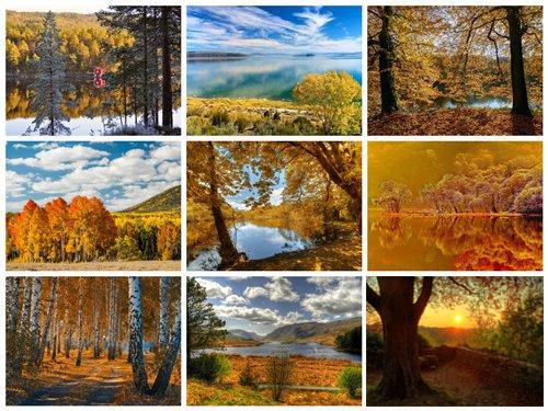 50 Beautiful Autumn HD Wallpapers Set 12 دانلود 50 والپیپر زیبا با موضوع فصل پاییز