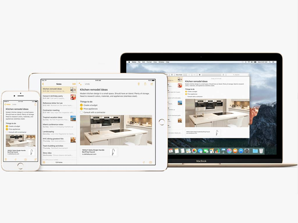 511 دانلود سیستم عامل ال کاپیتان Mac OS X El Capitan v10.11.5