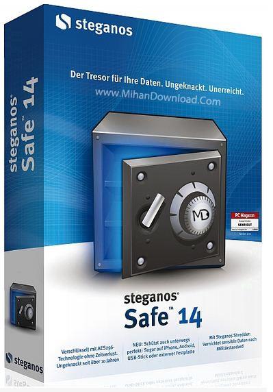 54 دانلود Steganos Safe 14 1 0 Revision10270 نرم افزار رمز گذاری فایل ها