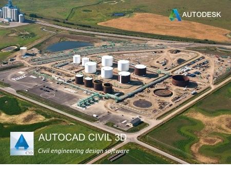 551 دانلود نرم افزار ترسیم نقشههای مهندسی Autodesk AutoCAD Civil 3D 2015
