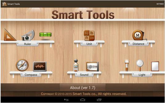 566  دانلود نرم افزار مهندسی و محاسباتی Smart Tools Pro 1.7.8 اندروید