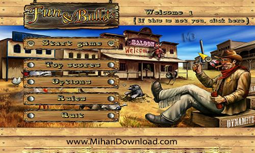 5 201 دانلود بازی فکری تفریح و گلوله ها Fun and Bullets برای کامپیوتر