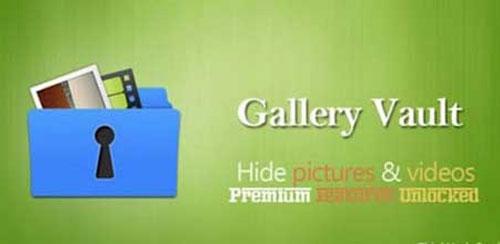 65411 دانلود نرم افزار مخفی سازی فایل ها Gallery Vault Hide Video&Photo PRO 2.3.2 اندروید