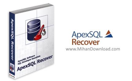 7 1 دانلود ApexSQL Recover نرم افزار ریکاوری اطلاعات از پایگاه های داده SQL