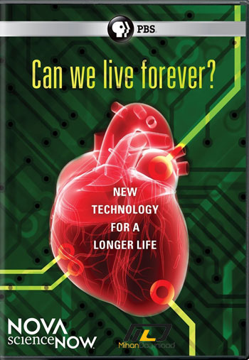 71DkIl4JdUL. SL1500  دانلود مستند PBS – NOVA scienceNOW: Can We Live Forever? 2011