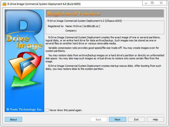 7WSsy0hyDekoVQF7xgVWgS393BuYjO0q دانلود R Drive Image OEM Kit 6.0 Build 6005 نرم افزار ایجاد دیسک بازیابی سیستم