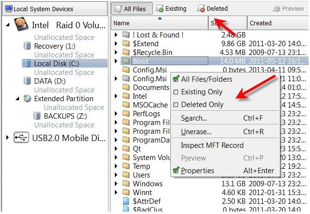 7lAfrTpU5bAj2ZR0UHMPITgBT3JeggIn دانلود نرم افزار بازگرداندن فایل ها Active Uneraser Professional 9.0.0.1