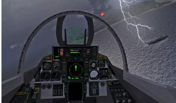 8468464 دانلود بازی شبیه ساز پرواز F18 Carrier Landing II Pro 2.0 اندروید