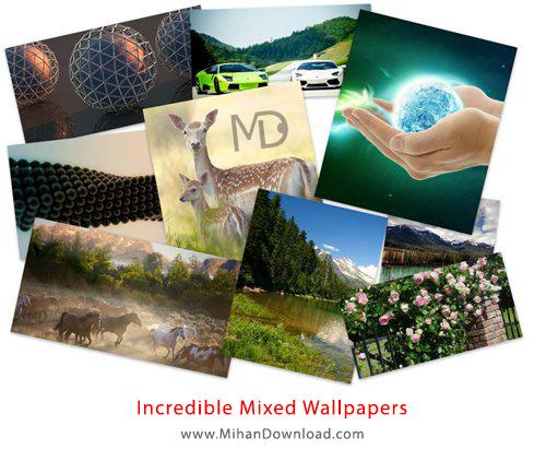 8c44386956cbedad25c054ee4101a870 دانلود مجموعه والپیپرهای دسکتاپ Incredible Mixed Wallpapers Set 654