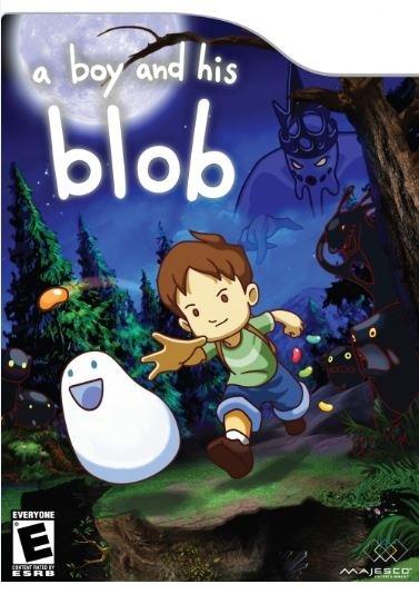 A Boy and His Blob دانلود بازی A Boy and His Blob برای کامپیوتر