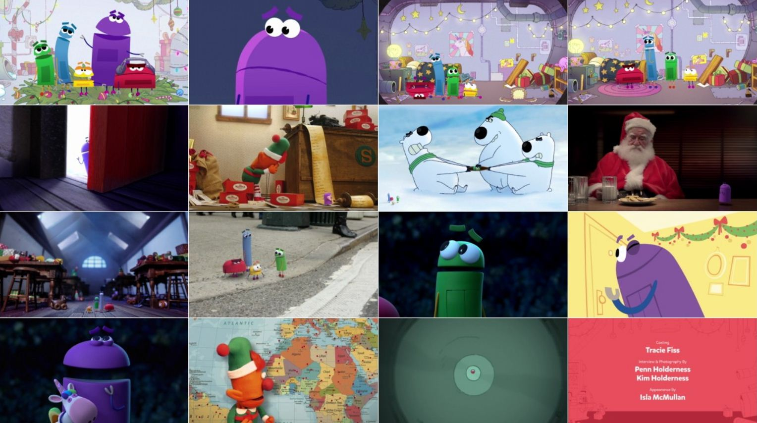 A StoryBots Christmas 2017 1 دانلود انیمیشن A StoryBots Christmas 2017