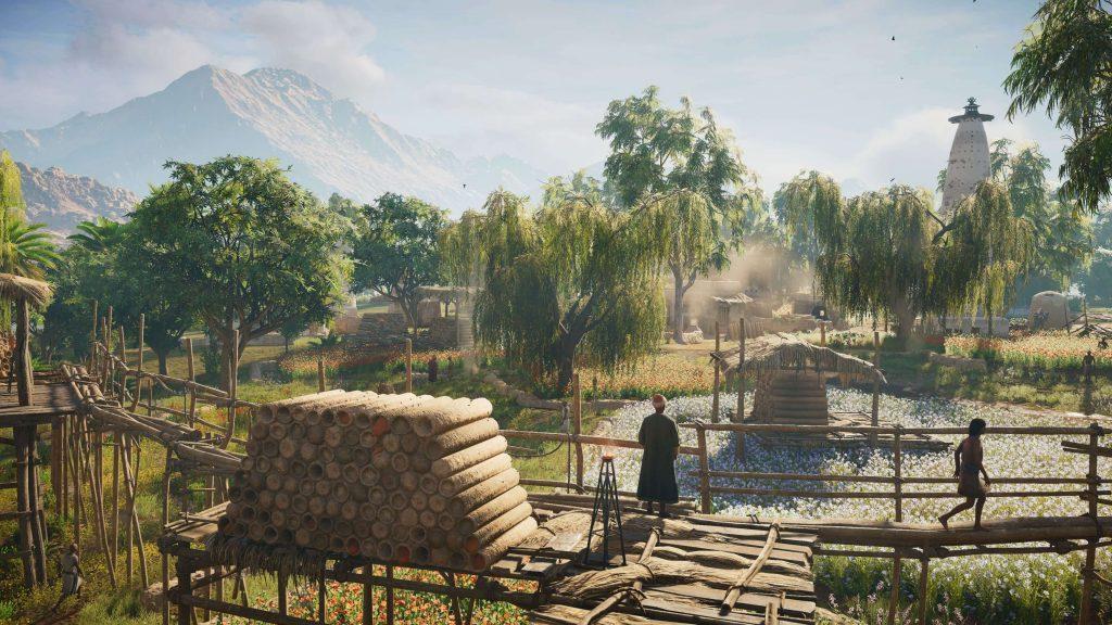 ACO Screen Environment Nile Fields e3 170611 330pm 1497209509 1024x576 بازی Assassin's Creed Origins برای کامپیوتر