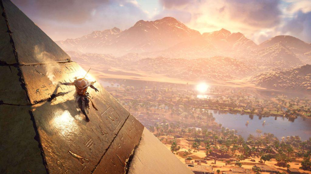 ACO screen PyramidSlide e3 170611 330pm 1497209516 1024x576 بازی Assassin's Creed Origins برای کامپیوتر