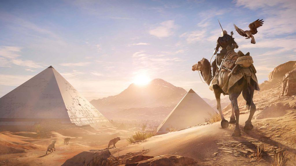 ACO screen Pyramids e3 170611 330pm 1497209515 1024x576 بازی Assassin's Creed Origins برای کامپیوتر