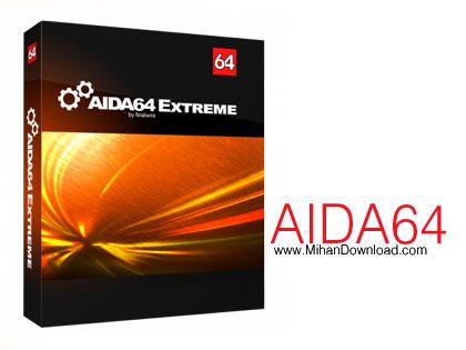AIDA64 دانلود نرم افزار تست و ارزیابی سخت افزار سیستم AIDA64 Extreme/Engineer Edition v5.95.4500