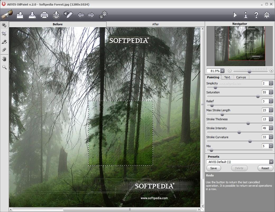 AKVIS OilPaint 1 دانلود AKVIS OilPaint 3.0.304.10 نرم افزار تبدیل عکس به نقاشی