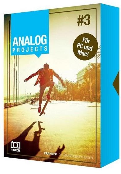 ANALOG Projects دانلود نرم افزار افکت گذاری بر روی تصویر ANALOG Projects 3.21.02375