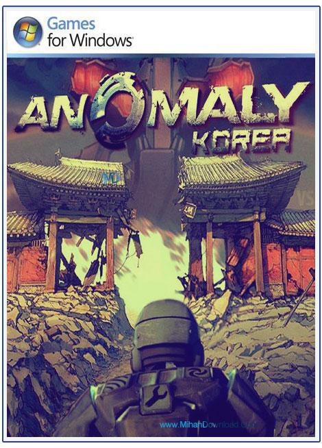 ANOMALY KOREA 1 دانلود بازی آنامولی کره Anomaly Korea برای کامپیوتر