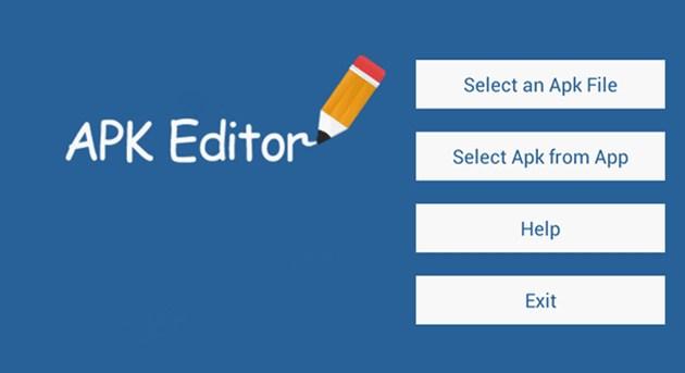 APK Editor Pro icon دانلود برنامه ویرایشگر فایل APK برای آندروید