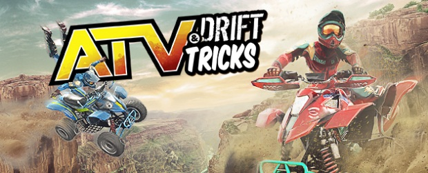 ATV Drift and Tricks 1 دانلود بازی ATV Drift and Tricks برای کامپیوتر