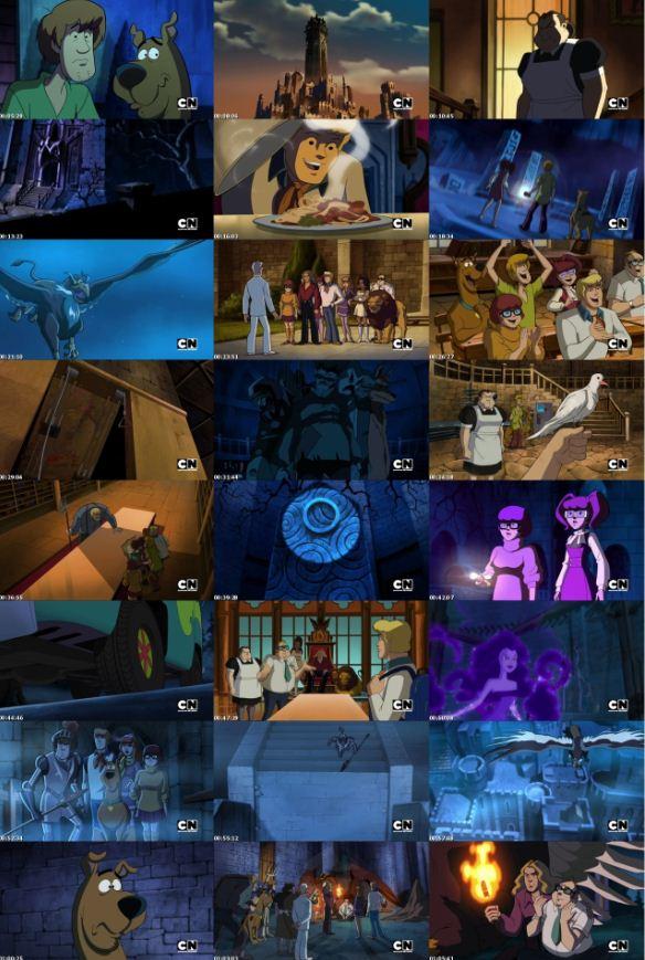 Abracadabra Doo 2010 2 دانلود انیمیشن اسکوبی دوو مدرسه شعبده بازی