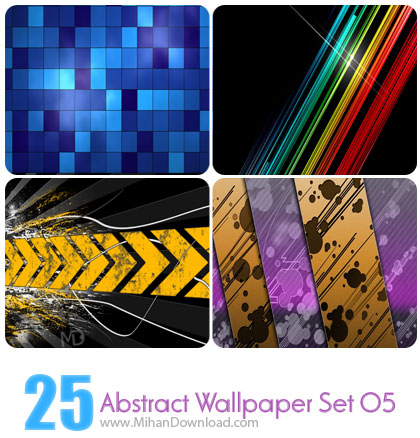 Abstract Wallpaper Set 05 دانلود مجموعه عکس انتزاعي Abstract Wallpapers Set 05
